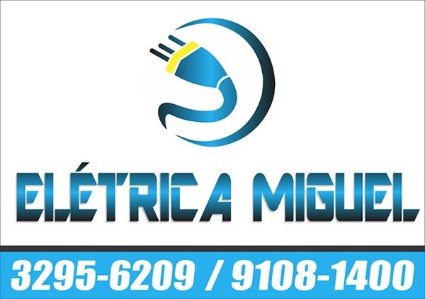 LOGO eletrica miguel