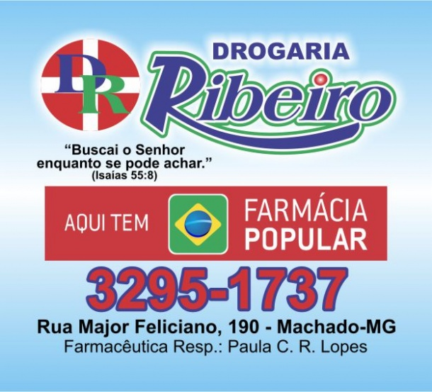 Drogaria Ribeiro - Ima de Geladeira