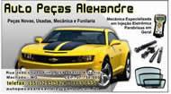Auto pecas alexandre