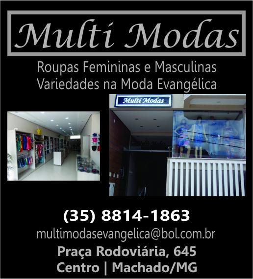 Multi Modas_BV - Circulando 2014 Machado