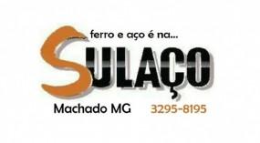 Logo SULAÇO Machado MG